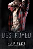 Destroyed - Falcon Brothers ebook by MJ Fields