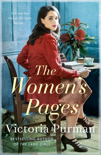 The Women's Pages ebook by Victoria Purman