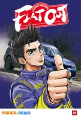 Flat Out Tome 1 ebook by Keiichiro Shinmura