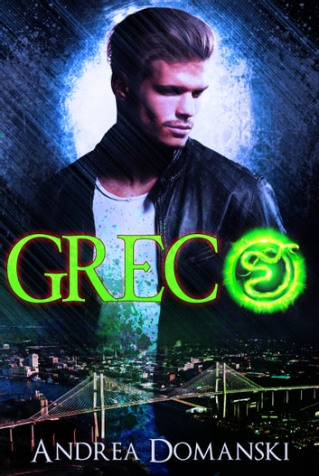 Greco (The Omega Group) (Book 1.5) ebook by Andrea Domanski
