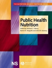 Public Health Nutrition ebook by Michael J. Gibney,Barrie M. Margetts,John M. Kearney,Lenore Arab