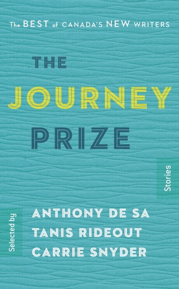 The Journey Prize Stories 27 ebook by Various