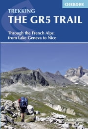 The GR5 Trail ebook by Paddy Dillon