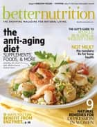 Better Nutrition for Today's Living - Magazine