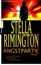 Angstpartie - Thriller ebook by Stella Rimington, lüra - Klemt & Mues GbR