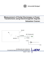 Measurement of Partial Discharges in Power Transformers using Electromagnetic Signals ebook by Sebastian Coenen