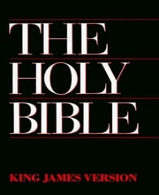 The Holy Bible - King James Version ebook by King James Version