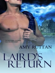 Laird's Return ebook by Ruttan, Amy
