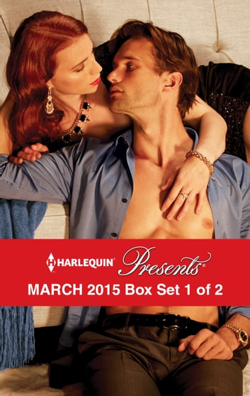 Harlequin Presents March 2015 - Box Set 1 of 2 - An Anthology ebook by Carol Marinelli,Caitlin Crews,Cathy Williams,Jane Porter