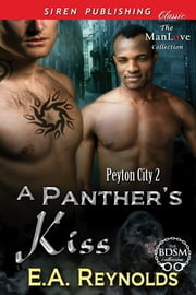 A Panther's Kiss ebook by E.A. Reynolds