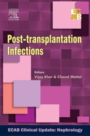 ECAB Post-transplantation Infection - E-Book ebook by