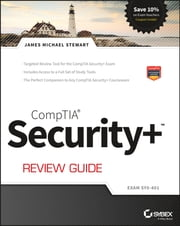 CompTIA Security+ Review Guide - Exam SY0-401 ebook by James M. Stewart