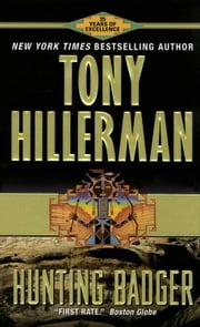Hunting Badger ebook by Tony Hillerman