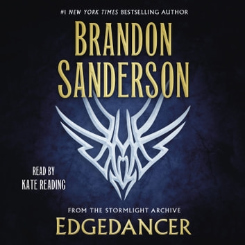 Edgedancer - From the Stormlight Archive audiobook by Brandon Sanderson