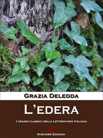 L'edera ebook by Grazia Deledda