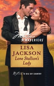 Lone Stallion's Lady ebook by Lisa Jackson