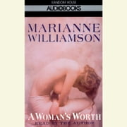 A Woman's Worth Audiolibro by Marianne Williamson