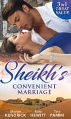 Sheikh's Convenient Marriage (Mills & Boon M&B) ebook by Sharon Kendrick, Kate Hewitt, Tara Pammi