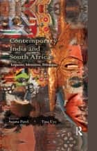 Contemporary India and South Africa ebook by Sujata Patel,Tina Uys