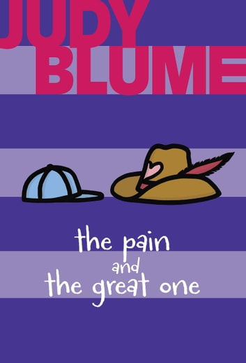 The Pain and the Great One ebook by Judy Blume