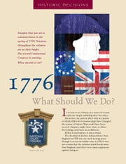 1776: What Should We Do? ebook by Rourke, Brad