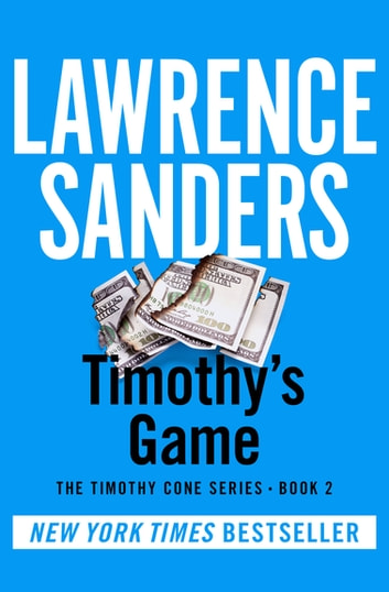Timothy's Game ebook by Lawrence Sanders