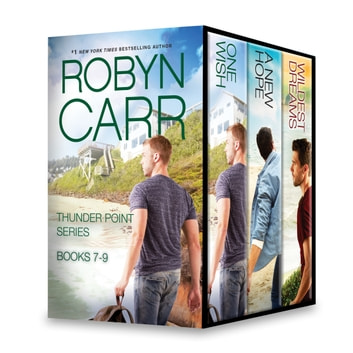 Thunder point series books 7 9 ebook by robyn carr 9781488027925 thunder point series books 7 9 one wisha new hopewildest fandeluxe Document
