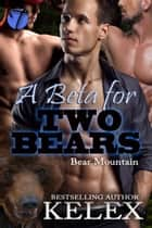 A Beta for Two Bears ebook by Kelex