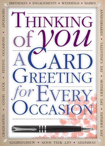 Thinking of You ebook by