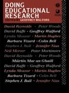 Doing Educational Research ebook by Geoffrey Walford