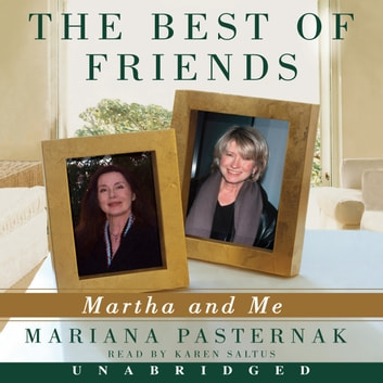 The Best of Friends audiobook by Mariana Pasternak