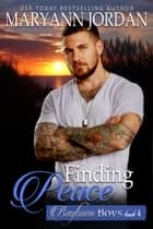 Finding Peace ebook by Maryann Jordan