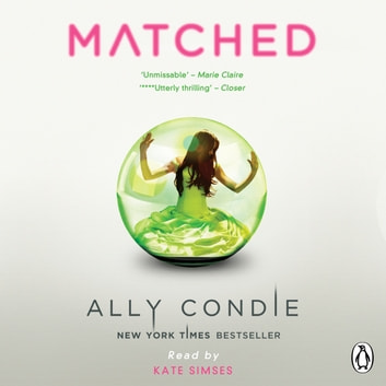 Matched audiobook by Ally Condie
