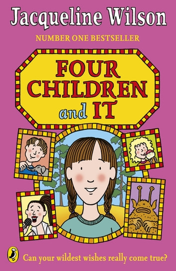 Four Children and It 電子書 by Jacqueline Wilson