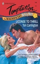 License to Thrill ebook by