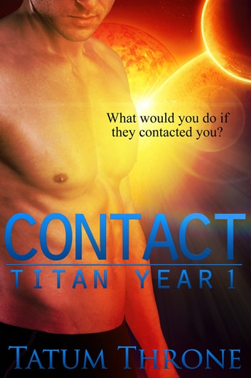Contact ebook by Tatum Throne