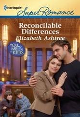 Reconcilable Differences ebook by Elizabeth Ashtree