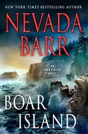 Boar Island ebook by Nevada Barr