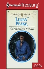 Carmichael's Return ebook by Lilian Peake