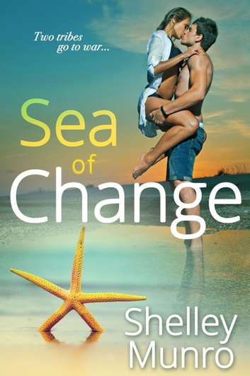 Sea of Change ebook by Shelley Munro