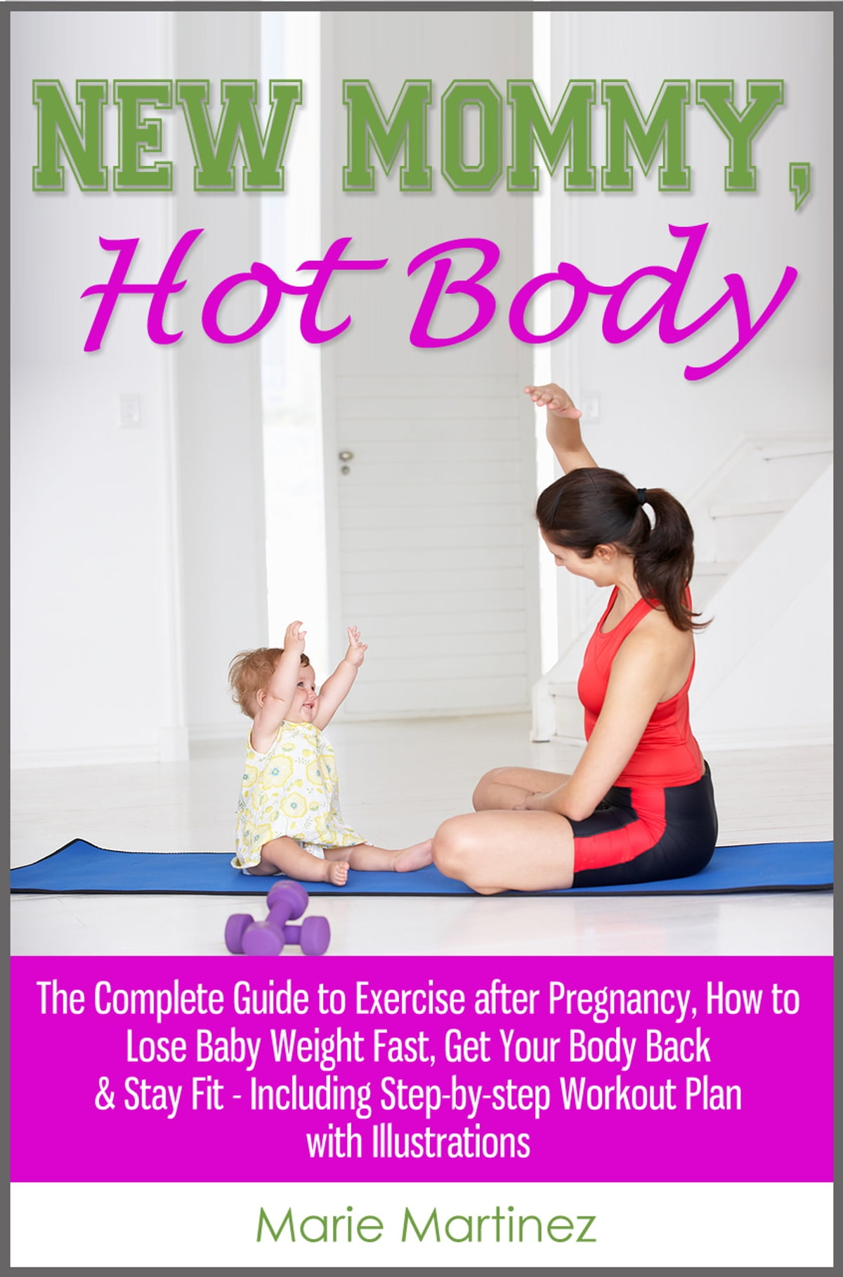 New Mommy, Hot Body: Theplete Guide To Exercise After Pregnancy, How To Lose  Weekly Workout Calendar For Losing Weight Fast!
