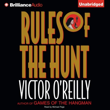 Rules of the Hunt audiobook by Victor O'Reilly