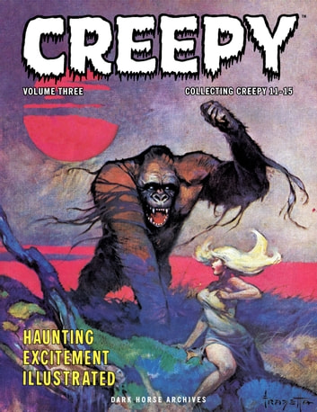 Creepy Archives Volume 3 ebook by Various