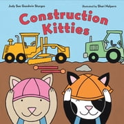Construction Kitties ebook by Judy Sue Goodwin Sturges,Shari Halpern