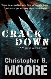 Crackdown ebook by Christopher G. Moore