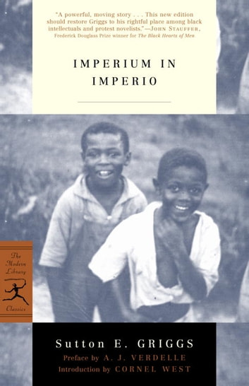 Imperium in Imperio ebook by Sutton Griggs,A.J. Verdelle
