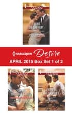 Harlequin Desire April 2015 - Box Set 1 of 2 - Twins on the Way\For His Brother's Wife\From Ex to Eternity ebook by Janice Maynard, Kathie DeNosky, Kat Cantrell