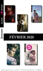 Pack mensuel Black Rose : 11 romans (Février 2020) ebook by Collectif