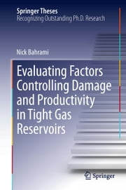 Evaluating Factors Controlling Damage and Productivity in Tight Gas Reservoirs ebook by Nick Bahrami