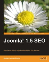 Joomla! 1.5 SEO ebook by Herbert-Jan van Dinther